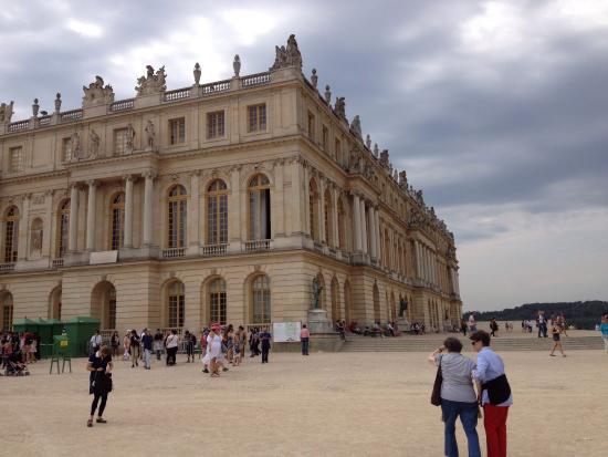 Ch teau de versailles et jardin picture of chateau de for Jardin chateau de versailles