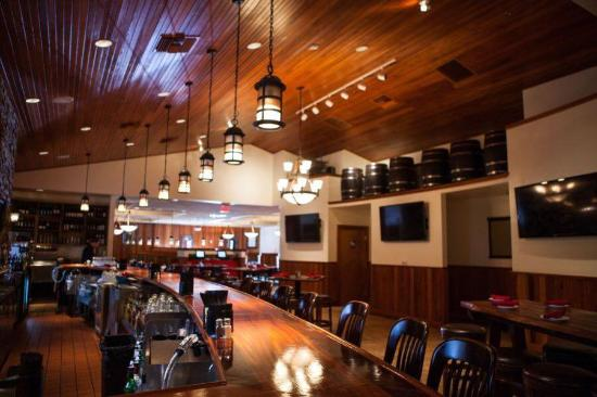 La Grotta Italian Grill This Is The Inside Bar