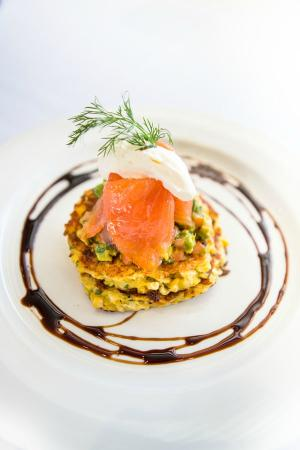 Restaurant Cuvee: Corn Fritters