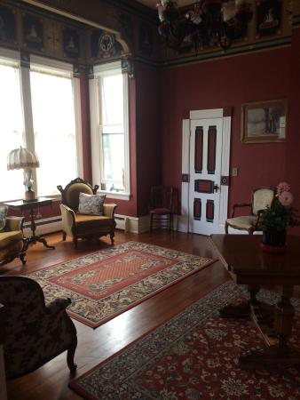 Ann Starrett Mansion Boutique Hotel