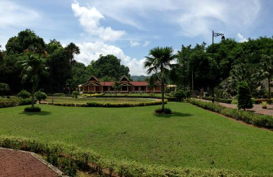 Kuala Perlis, ماليزيا: Garden/Park