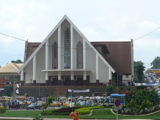 cathedrale de la paix, North 10, Yaunde, Camerun