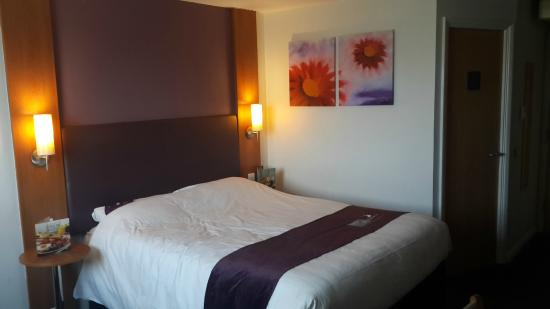 Premier Inn London Docklands (Excel) Hotel: Room Photo