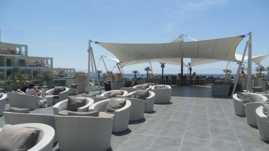 Paloma Pasha Resort: Buiten bar