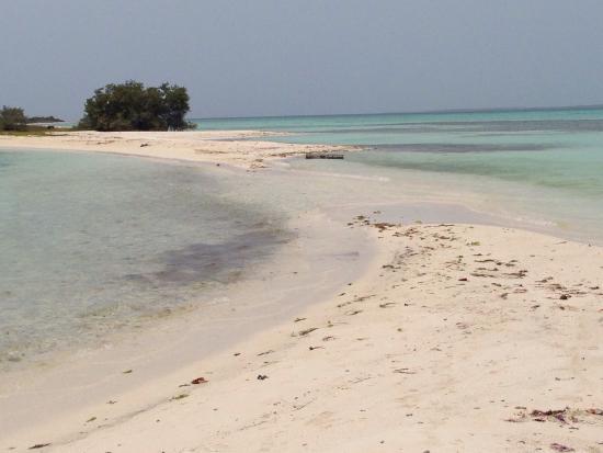 Isla El Gran Roque, Venezuela: Cayo pirata