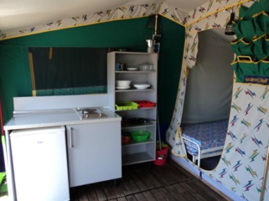 Camping Resort Els Pins Ferienhäuser Malgrat De Mar