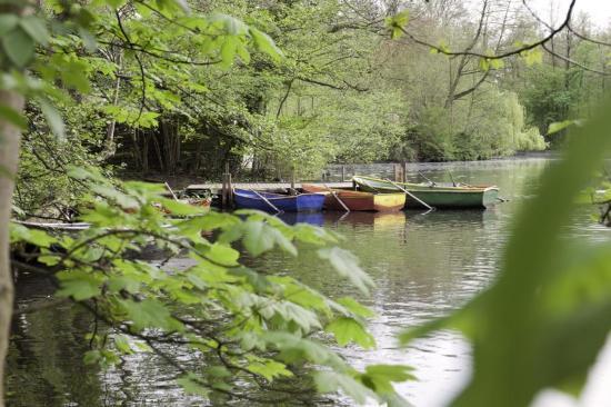 Neukirchen-Vluyn, ألمانيا: Bootsverleih