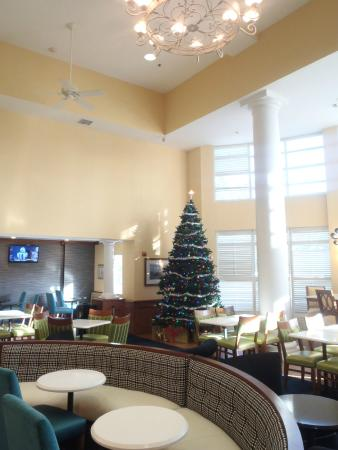 Hampton Inn & Suites Jacksonville South-St. Johns Town Center Area : breakfast area