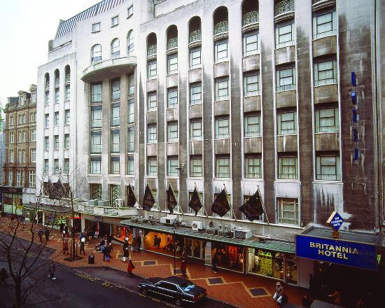 Photo of Britannia Hotel Birmingham