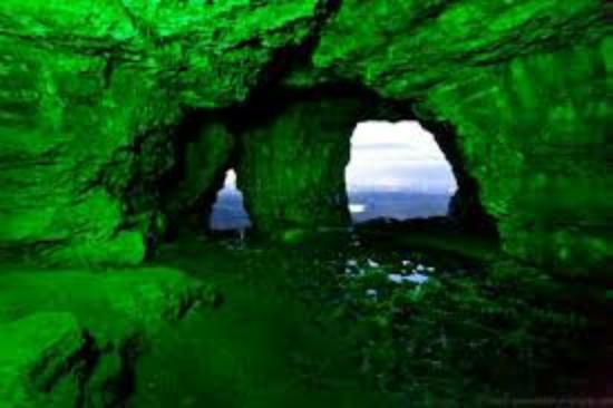 Ballymote, Ирландия: Caves of Kesh
