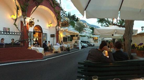 Hotel Villa delle Palme : Hotel restaurant