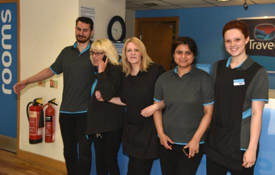 Travelodge Dartford: Great friendly staff