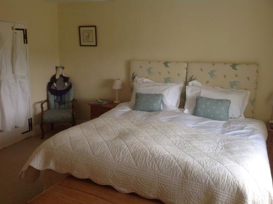 Firs Farm Bed and Breakfast: Bedroom 2