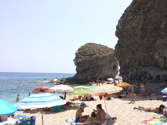 NH Ciudad de Almeria: Plaja de los muertos