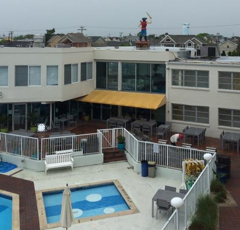 Jolly Roger Motel : Great stay at the Jolly May 2015