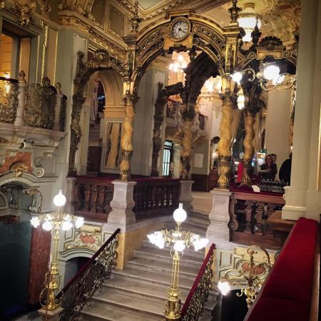 Magnificent, Majestic hotel