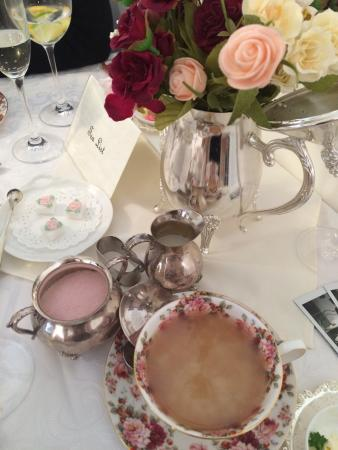 Tea & Niceties: Elegant tea
