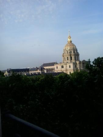 Hotel De France Invalides Le Dome Des By Day
