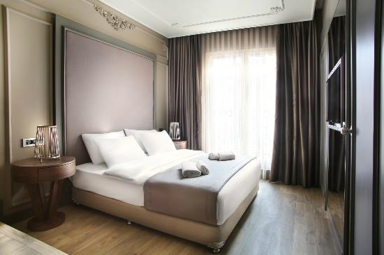 Taksim premium residence stanbul t rkiye daire for Taksim premium hotel