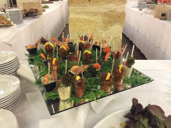 Di Fetta in Fetta: Finger Food