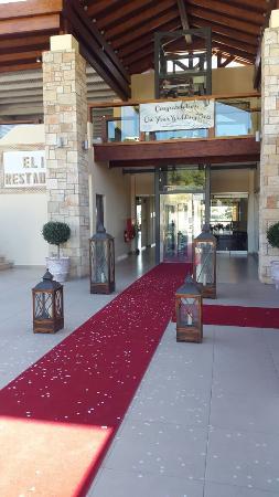 ELIA Restaurant & Lounge Bar: Some wedding pics...