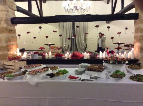 Di Fetta in Fetta: Catering