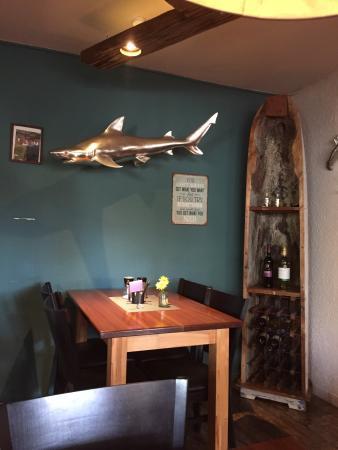 Ralf's Restaurant: Gemütlich modernes Ambiente!