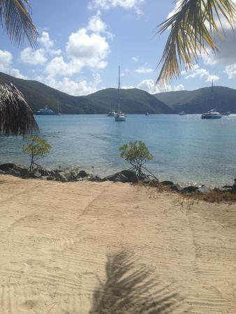 North Sound, Virgen Gorda: BEYC Resort