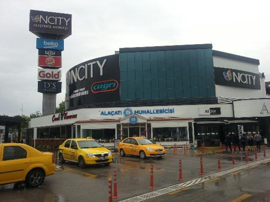 NCITY Alisveris Merkezi