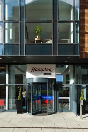 Hampton by Hilton Liverpool City Centre: Entrance