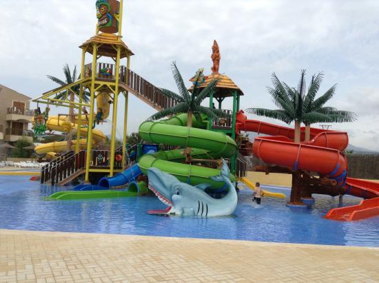 Albir Garden Resort: Aqua park