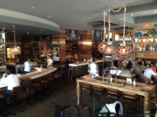Formaggi salumi picture of cucina urbana san diego for Cocina urbana restaurant