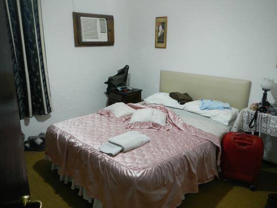 Dean Funes, Argentina: bewoonde kamer