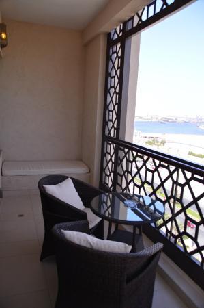 Ajman, Emiratos Árabes Unidos: балкончик