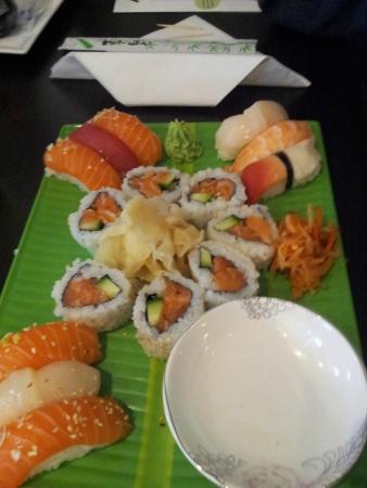 Asahi Restaurant og Sushibar