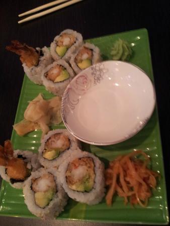 sushi skien eskortepiker