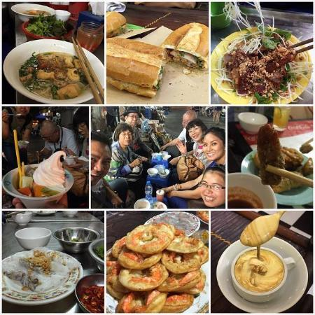 Hanoi Nightlife Food Tour by Kim Tours Vietnam
