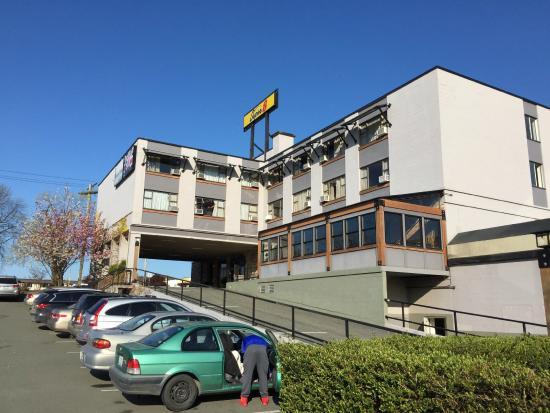 Hotel Victoria: Außenansicht