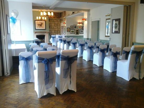 The Kings Arms Hotel: Function Room