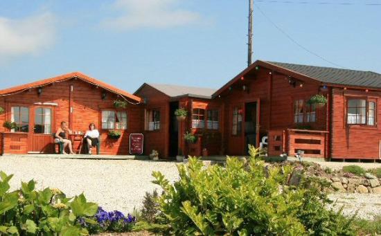 The Log Cabin Cafe