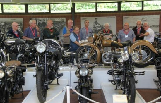 National Motorcycle Museum Birmingham 2018 All You