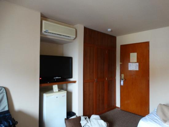 Carmel Hotel: Limpo