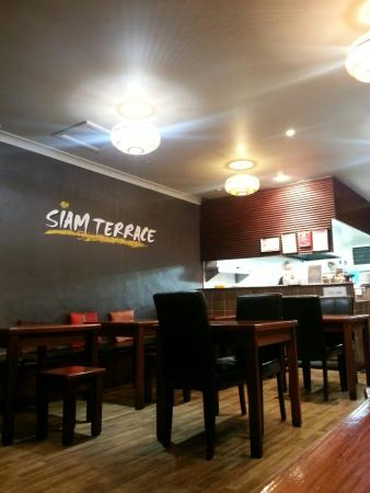 Siam terrace thai restaurant wyong