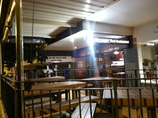 Siam terrace thai restaurant wyong