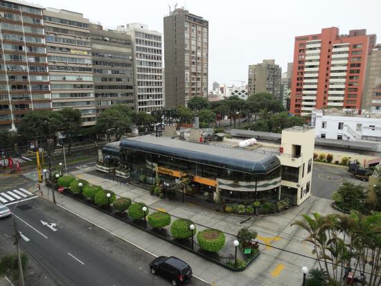 Carmel Hotel: Apto de frente