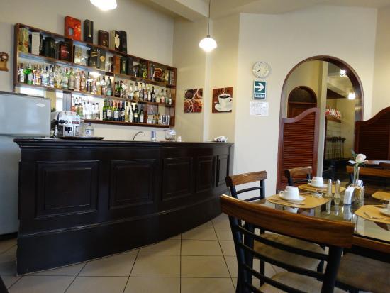 Carmel Hotel: Café da Manhã