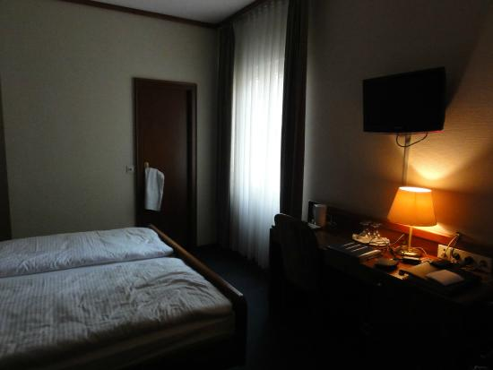 Hotel am Schelztor: room view