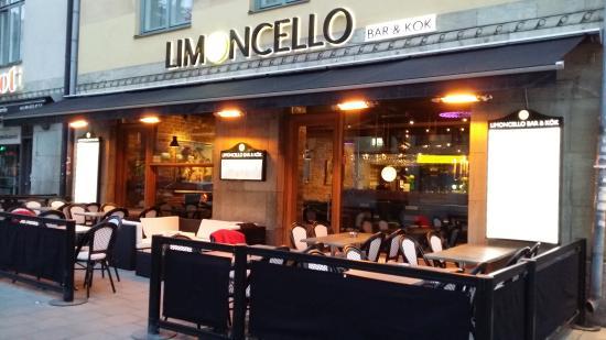 Limoncello Bar & Kok