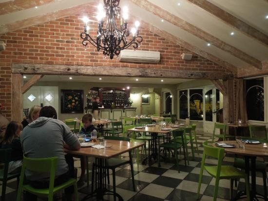 The Restaurant Picture Of The Monaco Kitchen Nelson