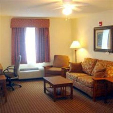 Mountain Inn & Suites Airport: One Bedroom King Suite